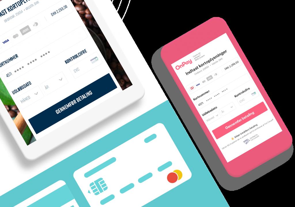 I 2020 har vi udviklet nye, fede features til OnPay, vores eget betalingssystem